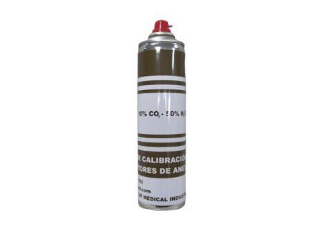 BF1103 – Gas de calibración para monitores de anestesia  10% CO2 – 50% N2O – Balance N2. Gases especiales y de calibración