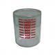 Tubo de acrílico para respirador de máquina de anestesia Narkomed 2A.  BF180S Partes para máquinas de anestesia