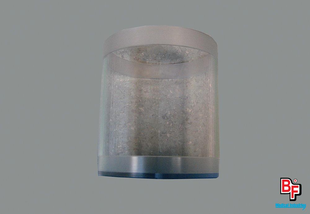 BF186A - Canister para absorbedor de CO2 de máquina de anestesia Adox