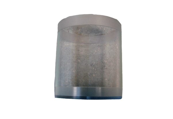 Canister para absorbedor de CO2 de máquina de anestesia Adox. BF186a Partes para máquinas de anestesia