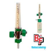 Frasco lavador para oxígeno. BF2805 Reguladores de presión y accesorios para poliducto