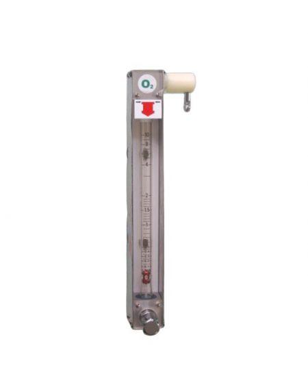 BF317 – Rotámetro de precisión para O2 Partes para máquinas de anestesia