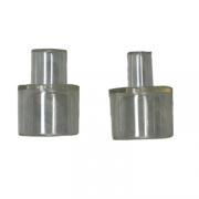 Conector reusable autoclavable. Paquete x 12 unidades. BF330 / BF328 Circuitos Reusables
