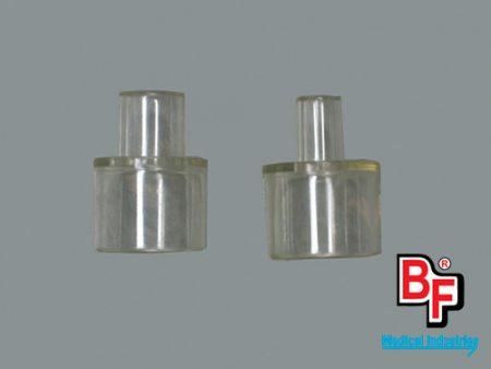 BF330/BF328 - Conector reusable autoclavable. Paquete x 12 unidades.