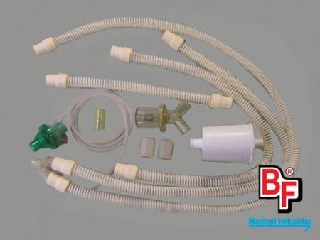 BF334 - Circuito paciente reusable autoclavable para respirador Hamilton Galileo