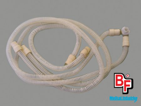 BF340 - Circuito paciente reusable autoclavable para respirador Puritan Bennett 7200.