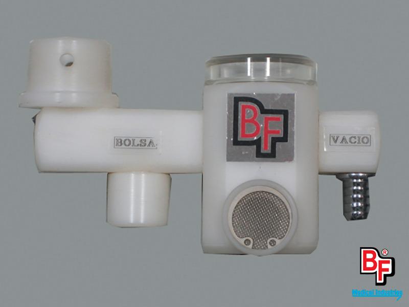 BF345 Sistema Scavenger para respirador Sechrist IV100B