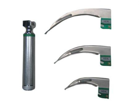 BF351 – Laringoscopio de fibra optica, tamaño adulto. Partes para máquinas de anestesia