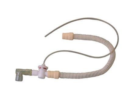 Circuito paciente reusable autoclavable para  respirador de transporte  Taema Osiris –  BF363 Circuitos Reusables