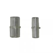 Conector reusable autoclavable. Paquete x 12 unidades. BF366 / BF365 Circuitos Reusables