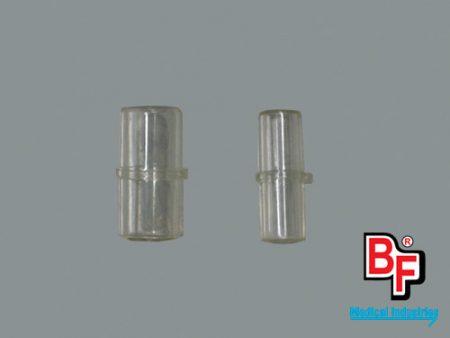 BF366/BF365 - Conector reusable autoclavable. Paquete x 12 unidades.