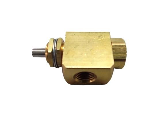BF395 – Válvula Flush para máquina de anestesia Drager Narkomed Partes para máquinas de anestesia