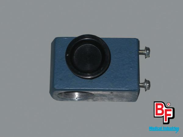 BF406 - Soporte para espirómetro de respirador Puritan Bennett MA1