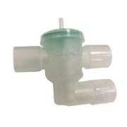 Válvula exhalatoria de 3 vías. Reusable autoclavable.  BF431P Partes para respiradores