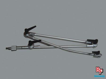 BF442 - Brazo soporte de circuito paciente de respirador