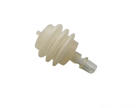 BF512 – Pulmón de prueba neonatal. Tipo fuelle Circuitos Reusables