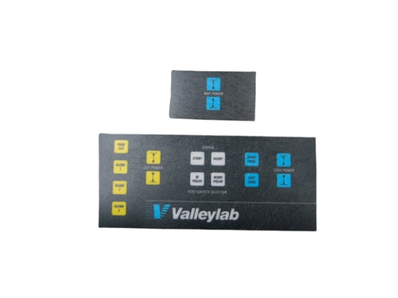 BF514 – Panel frontal para electrobisturi  Valleyla (Serie Force 4) Partes para monitores