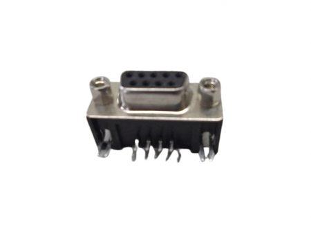 BF640 – Conector tipo DB9 para chasis para oximetros Nellcor serie 190 Partes para monitores