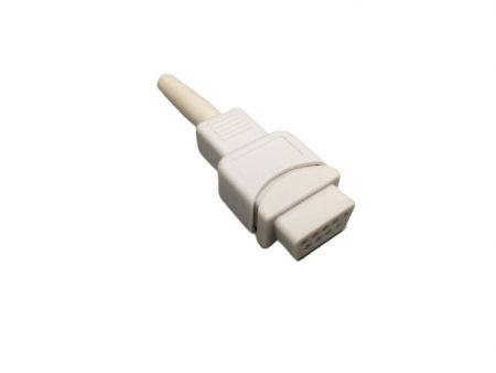 BF655H Conector DB9 para cable oximetria de pulso Cables, sensores, broches, diodos y conectores