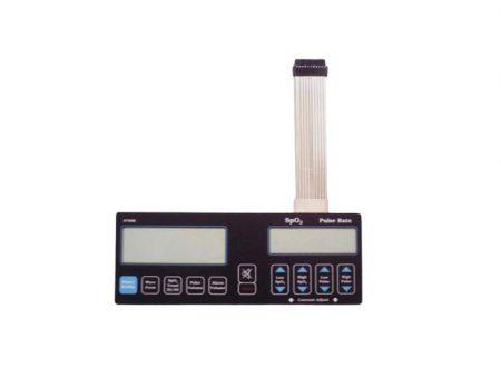BF661 – Panel frontal para oximetro de pulso Ohmeda 3700 Partes para monitores