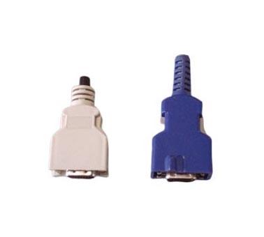 BF672 – Conectores tipo Nellcor – Masimo para oximetría. Cables, sensores, broches, diodos y conectores