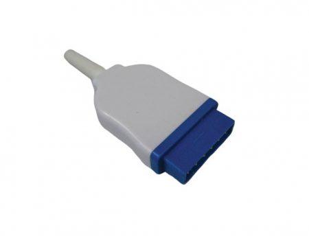 BF677 – Conector para oximetría GE Marquete Cables, sensores, broches, diodos y conectores