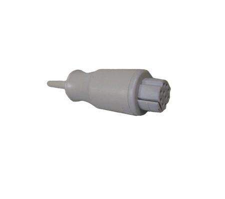 BF678 – Conector para oximetría para equipos Datex Ohmeda Cables, sensores, broches, diodos y conectores