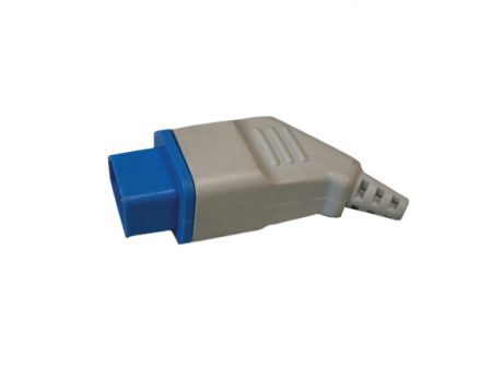 BF679 – Conector para oximetría Nihon Kohden Cables, sensores, broches, diodos y conectores