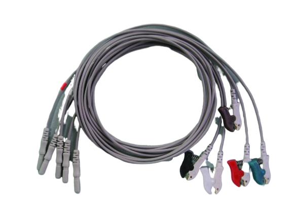 BF708C – Cables snaps con pinzas. Cables, sensores, broches, diodos y conectores