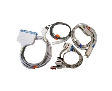 BF730 – Cable troncal para monitor multiparametrico Drager Vista – Siemens 7000 Cables, sensores, broches, diodos y conectores