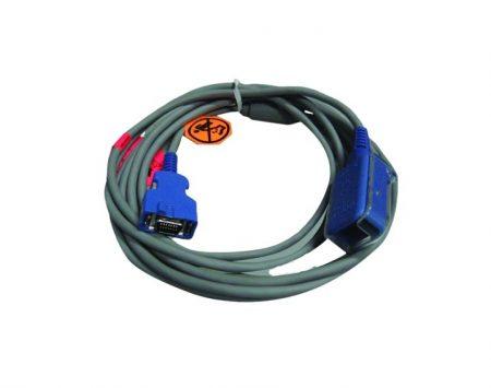 BF750 – Cable extensión para oximetria tipo Nellcor DOC-10 Cables, sensores, broches, diodos y conectores