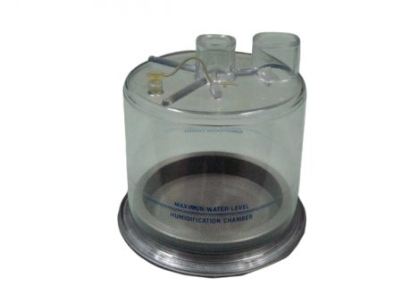 Cámara Humidificadora Reusable. Compatible con MR370. Tamaño adulto. BF801 Cámaras humidificadoras