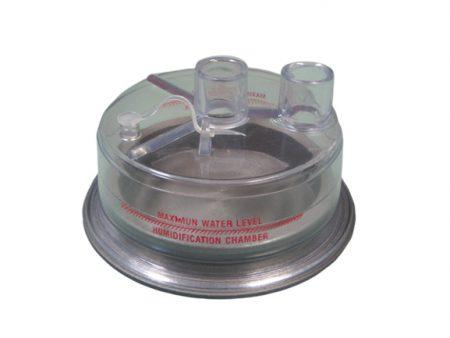 Cámara Humidificadora Reusable. Tamaño neonatal.  Tipo descartable. BF802 Cámaras humidificadoras