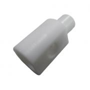 """Pieza en """"T"""" para alojamiento de celda de oxigeno de respirador  tipo Neumovent Graph.  BF960 Partes para respiradores"""