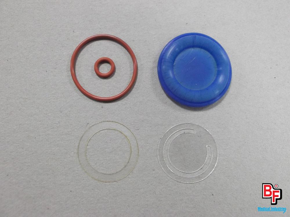 BF962 - Set de reparación para válvula espiratoria con sensor de flujo