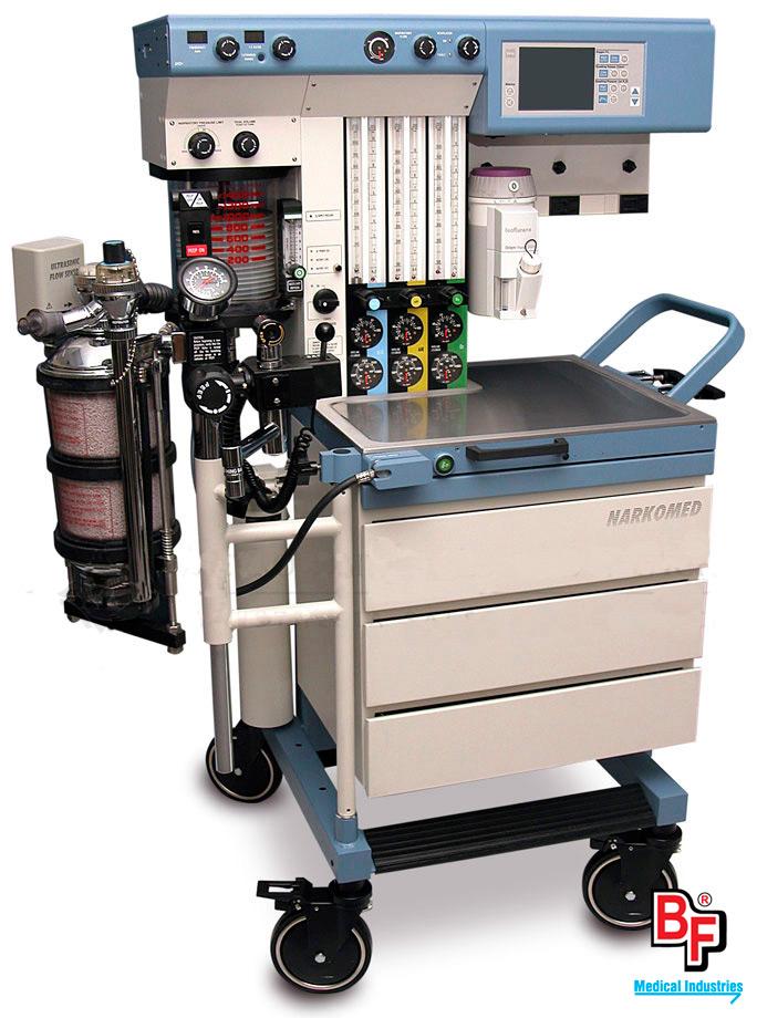 BF998 – Máquina anestesia Drager GS Equipos