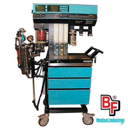 BF999 – Máquina anestesia Narkomed 2B Equipos