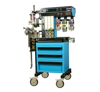 BF997 – Máquina de anestesia Drager Narkomed 2A Equipos