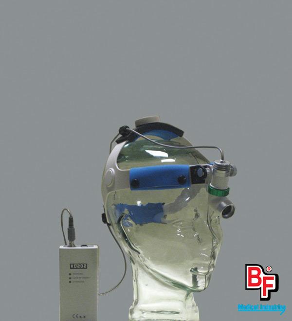 BF346L – Head Light. Accessories