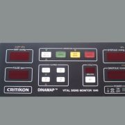 BF505 – Front panel to NIBP Dinamap monitor. BF505: to Dinamap 1846 –  BF505 Sx: to Dinamap 1846sx. Parts