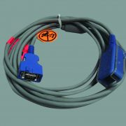 BF750 – SpO2 Nellcor DOC10 adapter cable type Cables, sensors and connectors