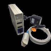 Oximetro de pulso Novametrix 509. BF1950 Equipos