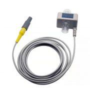 Sensor de capnografía  Capnostat 5 para Philips – Respironics – Neumovent. BF1050 Cables y accesorios de capnografia