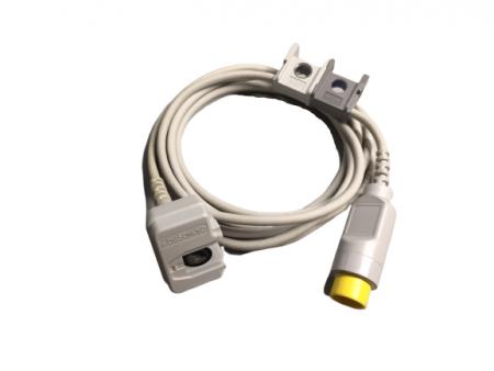BF1055 Cable sensor capnografia Capnostat para monitores Siemens – Drager – Novametrix – Spacelabs – Critikon Cables y accesorios de capnografia