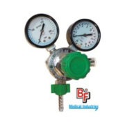 Regulador de presión para tubo de oxigeno.  BF2865 Reguladores de presión y accesorios para poliducto