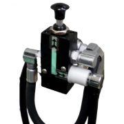 BF393 Válvula Conmutadora de gases frescos para máquina anestesia Drager Partes para máquinas de anestesia