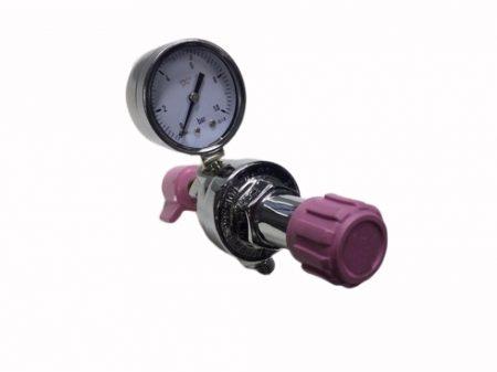 Regulador de presión para CO2. BF985 Conexiones y mangueras para insufladores de CO2 para laparoscopia