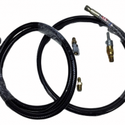 Mangueras y conexiones para CO2 Conexiones y mangueras para insufladores de CO2 para laparoscopia