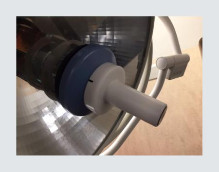 BF635 Manija para lámpara Scialitica Drager mod. Sola Manijas para lámpara scilitica