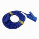 Adaptador para placa de retorno electrobisturi BF4190 Cables, sensores, broches, diodos y conectores